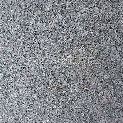 G654 granite flamed