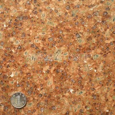 G683 guangze red granite