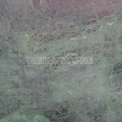 IM028 india big flower green marble