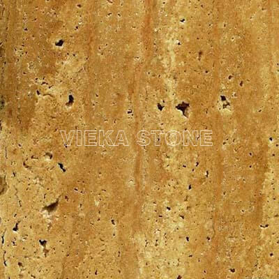 chinese M343 Beige Travertine