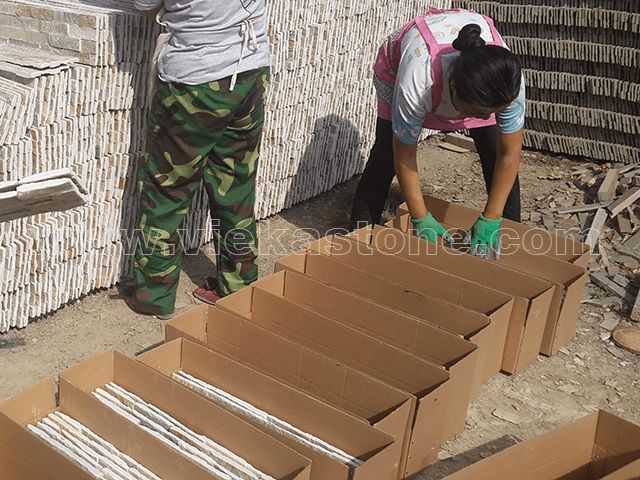 culture stone wall panel packing (2)