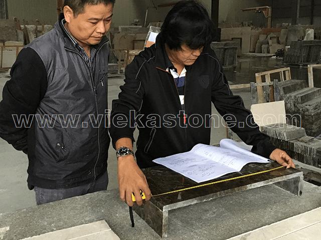 marble dark emperador quality control(1)