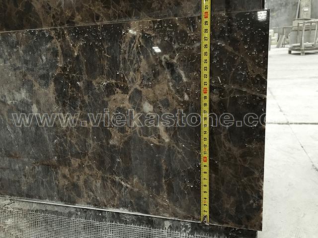 marble dark emperador quality control(4)