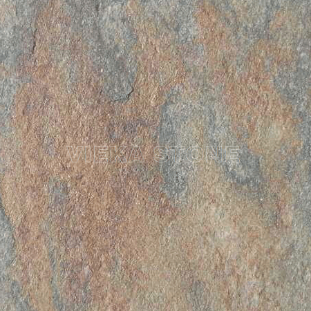 rusty quartzite