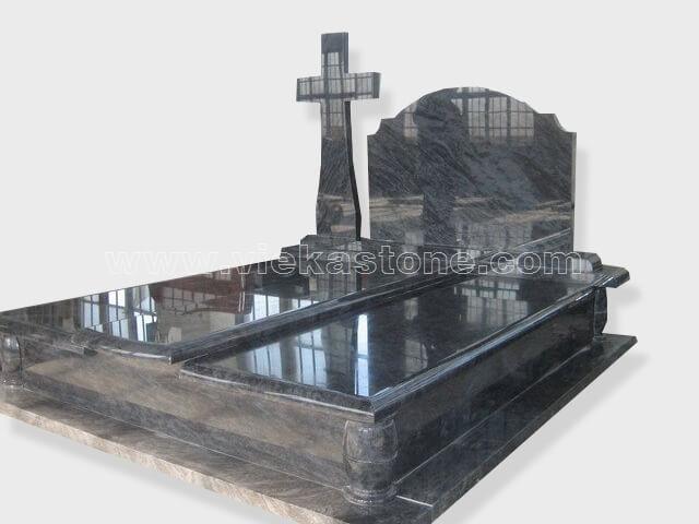 Double orion granite tombstone monument (15)