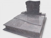 Double paradiso granite tombstone monument (18)
