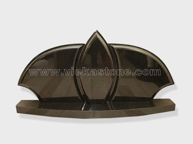 Gate of Heaven shanxi black Granite Monument (14)