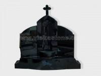 Gate of Heaven shanxi black Granite Monument (8)