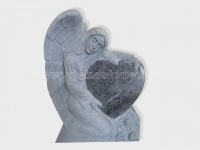 angel statue granite tomb headstone (10)