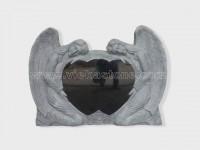 angel statue granite tomb headstone (11)