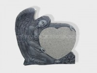 angel statue granite tomb headstone (2)