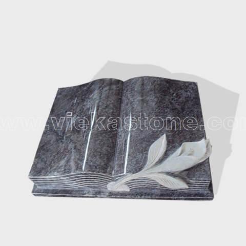 granite book stone (1)