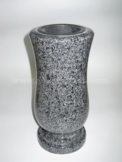 Granite Vase 004 Vieka Natural Culture Stone Slate