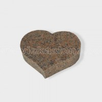 granite heart tombstone accessory (12)