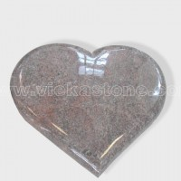 granite heart tombstone accessory (14)