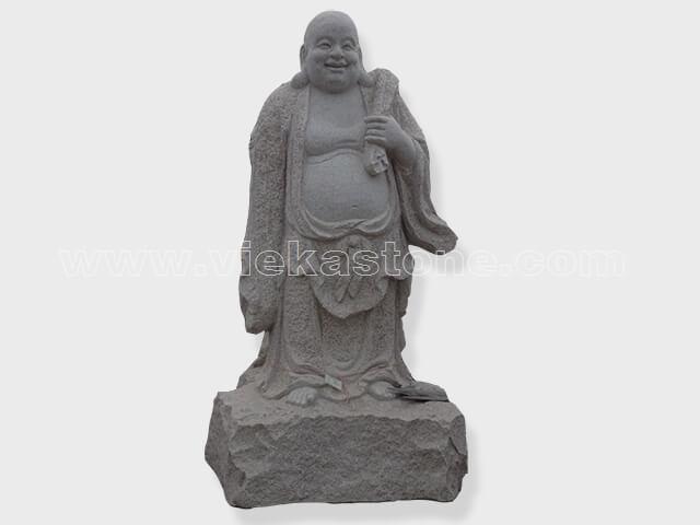 Buddha Sculptured Statue (4)