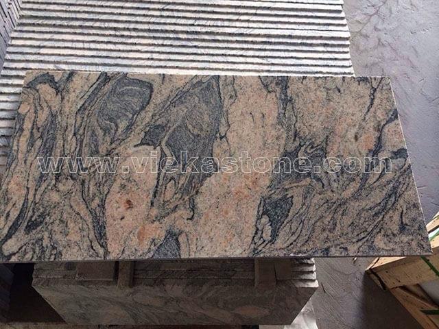 China Juparana Granite Tile