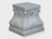 Column Capital Carved Marble (10)