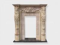 Embossment Doorcase marble (3)