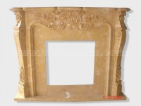 Fireplace Surround Mantel marble (1)