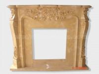 Fireplace Surround Mantel marble (1)