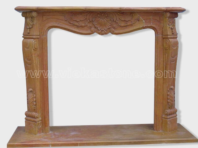 Fireplace Surround Mantel marble (11)