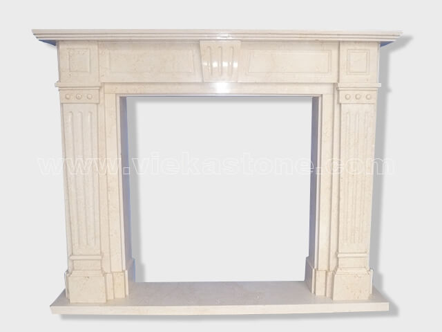 Fireplace Surround Mantel marble (15)
