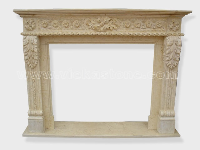 Fireplace Surround Mantel marble (16)