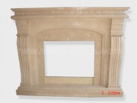 Fireplace Surround Mantel marble (17)