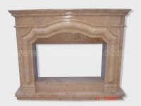 Fireplace Surround Mantel marble (2)
