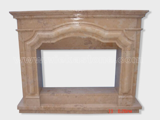 Fireplace Surround Mantel marble (2)