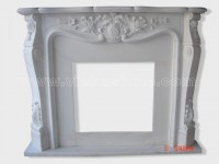 Fireplace Surround Mantel marble (23)