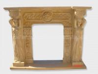 Fireplace Surround Mantel marble (3)