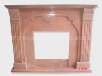 Fireplace Surround Mantel marble (4)