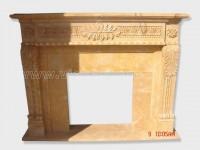 Fireplace Surround Mantel marble (5)