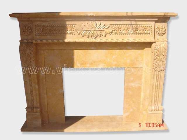 Fireplace Surround Mantel marble (5)