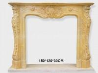 Fireplace Surround Mantel marble (6)