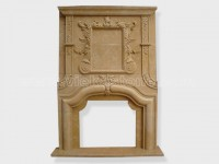 Fireplace Surround Mantel marble (8)