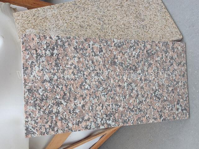 G562 maple red granite tile flamed (3)