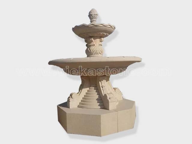 Garden fountain (2)