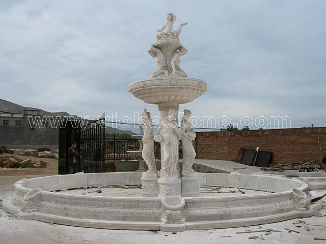 Garden fountain (3)