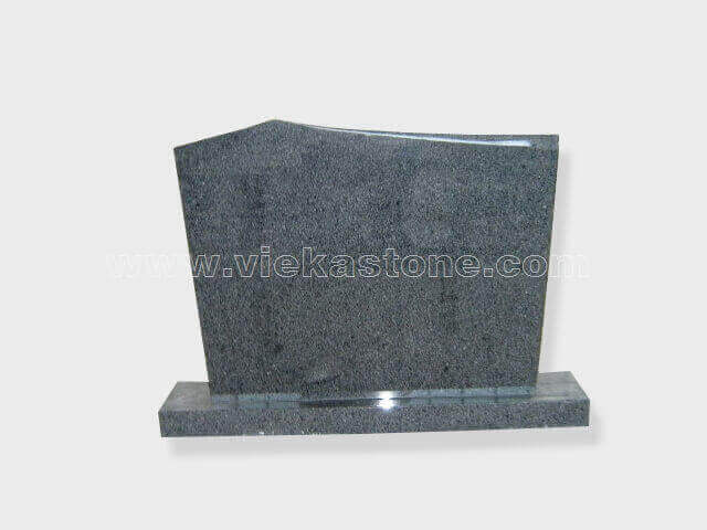 G654 Granite Headstone (110)