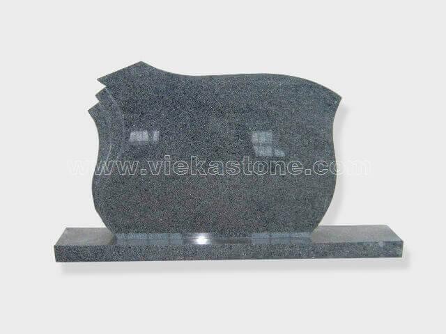 G654 Granite Headstone (116)