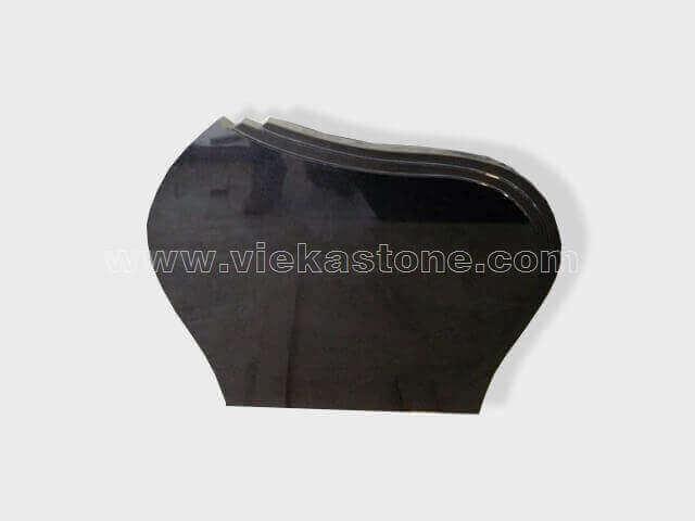 Black Granite Headstone (141)