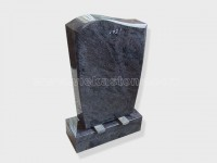 Bahama Blue Granite Headstone (17)