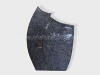 Bahama blue Granite Headstone (5)