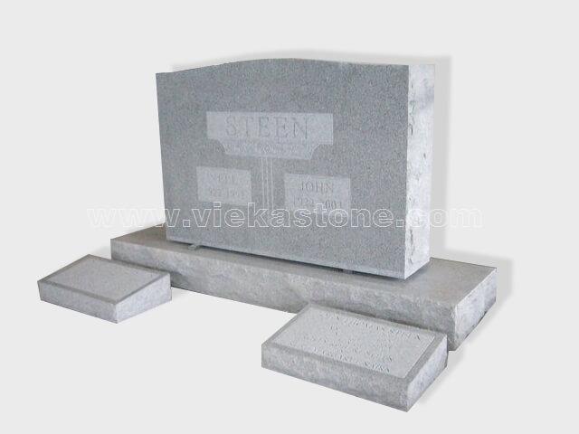 G603 Granite Headstone (67)