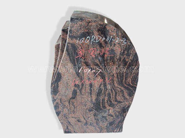 Aurora Granite Headstone (85)