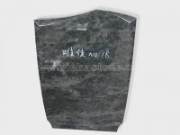 tropical green Granite Headstone (9)