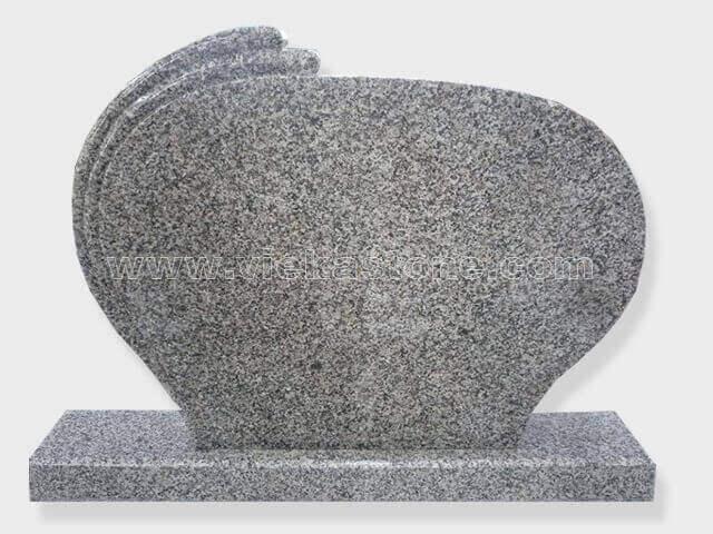 G623 Granite Headstone (97)